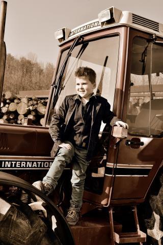 communie tractor