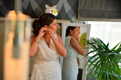 bruid foto geurts