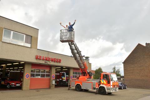 huwelijk brandweer