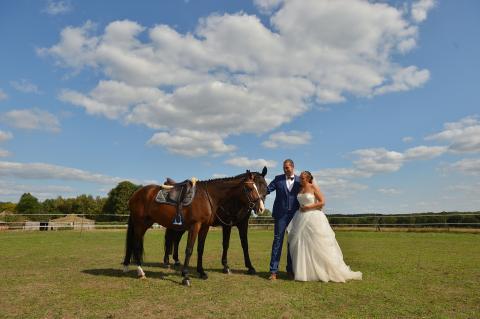 huwelijk paard