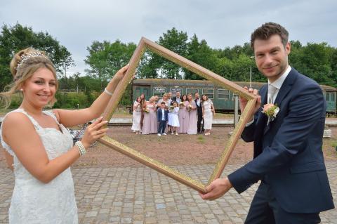 greopsfoto bruiloft