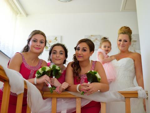 bruidsdames