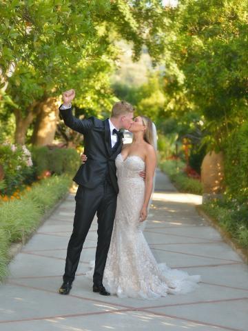 huwelijk Kevin Debruyne & Michèle